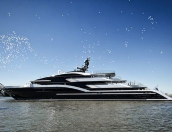 Oceanco Delivers 90m (295ft) Superyacht Y717 (Project Shark)