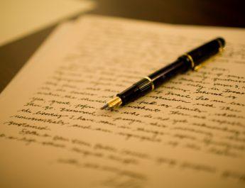 Scrivere le condoglianze