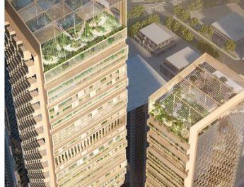 El diseño de UNStudio, elegido para Southbank por Beulah en Melbourne