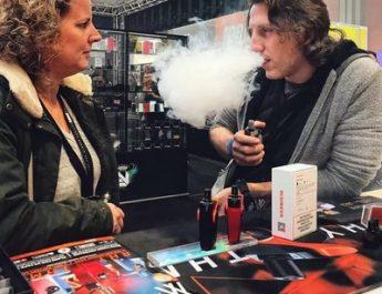 Günstiger Preis, flexibles Angebot: USONICIG stellt auf der Vaper Expo UK den RHYTHM Lite Kit für mehr Nutzer von Verdampfern vor