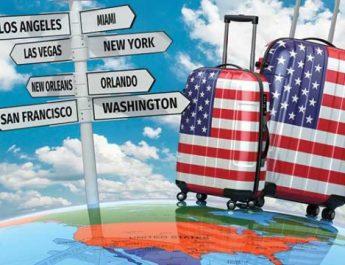 Viaggi internazionali, l'America batte il mondo