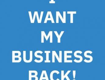 Le fondateur de GO GABA lance la campagne Iwantmybusinessback.com pour sensibiliser les entrepreneurs