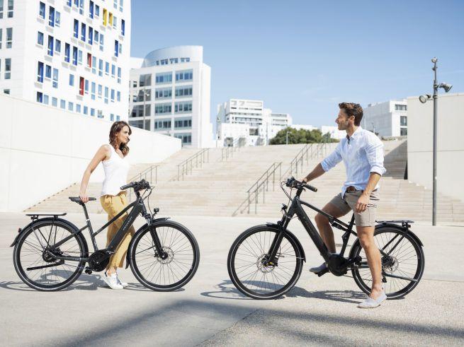 E-bike Peugeot: nuove biciclette da Trekking e da Strada