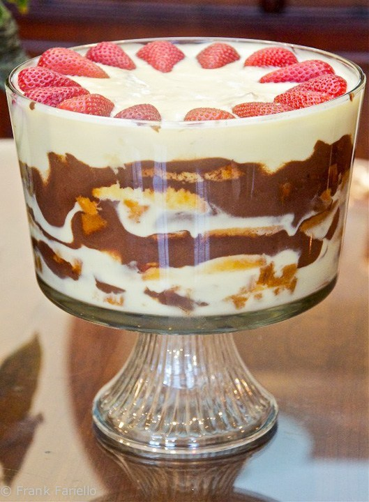 ingredienti zuppa inglese
