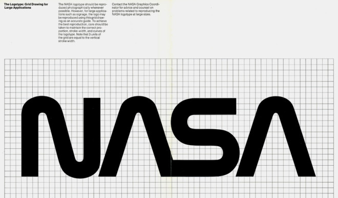 NASA's Logo From The '70s Was Ridiculously Cool