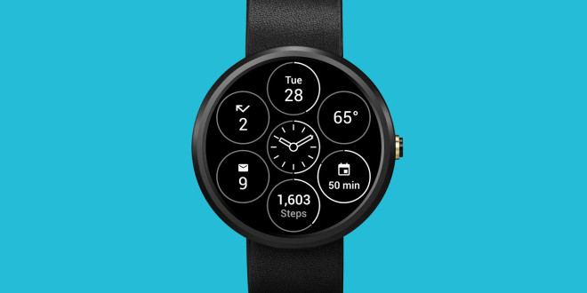 Google Just Made Its Smartwatch Faces Actually Useful