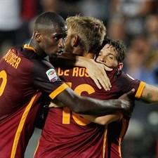 Champions League, come vedere Roma-Barcellona in tv