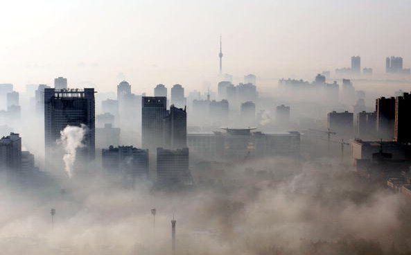 Cina Emissioni di CO2 2