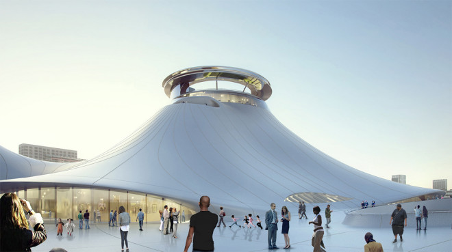 Chicago Finally Agrees to Build the George Lucas Museum