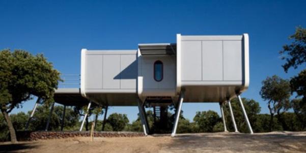 Casa futuristica spaceship home internet italiano for Case futuristiche