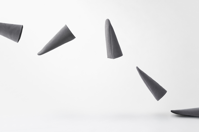 Triangle Roomshoes nendo
