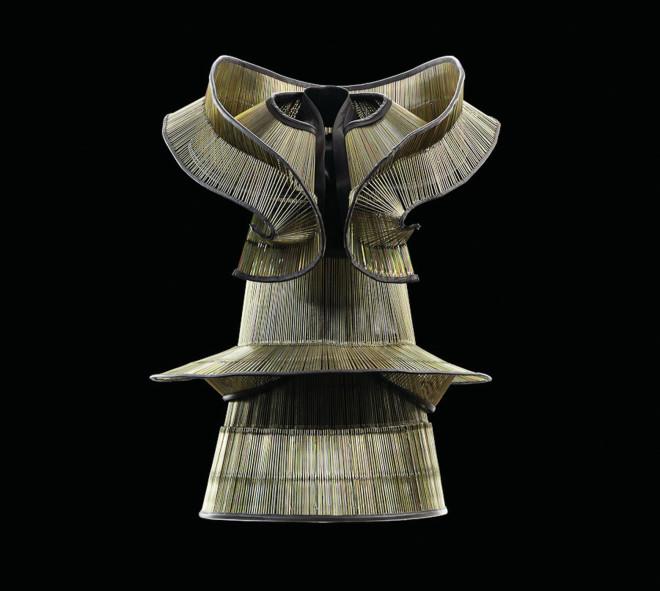 Iris Van Herpen's Extraordinary Clothes Are More Like Wearable Sculptures
