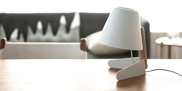 lampada da tavolo gumba
