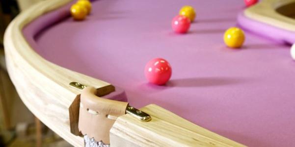 tavolo biliardo doughnut pool table