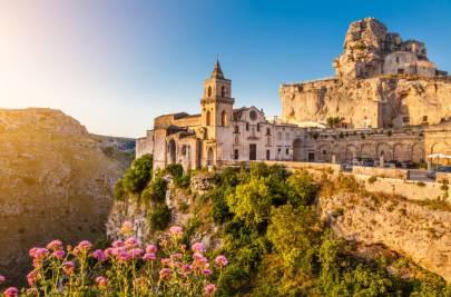 In Basilicata è possibile visitare luoghi speciali