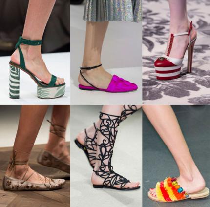 Scarpe, scarpe e ancora scarpe!