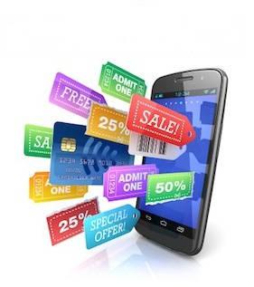 Coupon e mobile: il mercato del domani