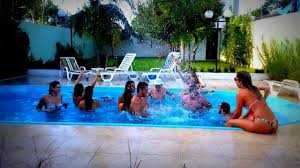 L'alternativa che colpisce: piscine per feste, a Roma