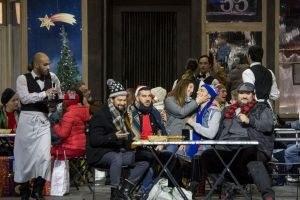 """""""La Bohème"""", commedia umile, apre la stagione lirica del Comunale di Bologna"""