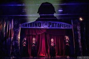 """Mère Ubu impresaria di Teatro Carcere"""". Pastiche patafisico diretto da Paolo Billi"""