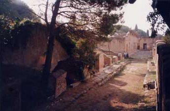 I rifiuti nell'antica Roma
