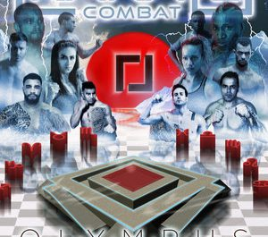 Karate Combat Brings the Action to Athens July 28th