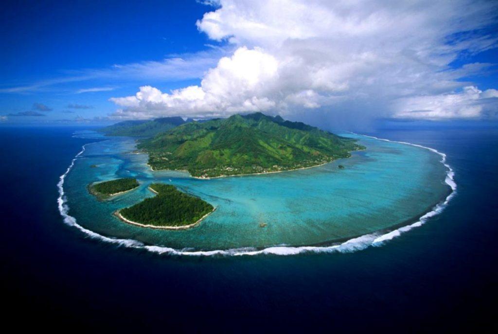 Arcipelago delle Isole della Società, un viaggio in Polinesia