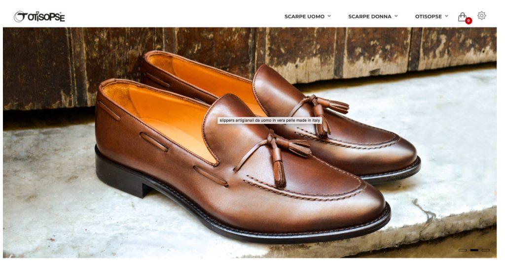 Scarpe Made in Italy: ora anche online il tuo negozio di fiducia