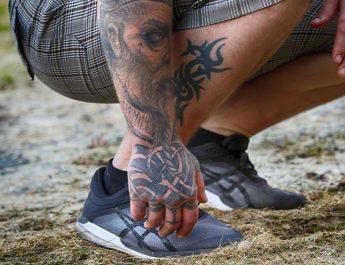 La storia del tatuaggio nella cultura occidentale