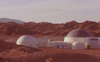 Le projet C-Space ouvre la base Mars à titre de centre d'éducation spatiale