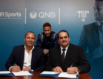 Neymar Jr Nommé Ambassadeur Mondiale de la Marque QNB