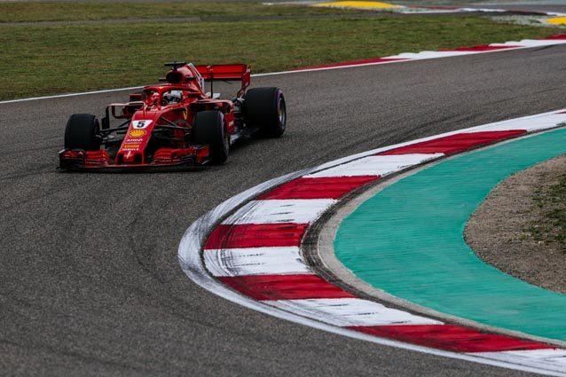 Ferrari e Mercedes – LaPresse