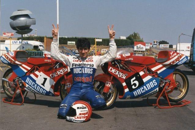 Dörflinger ed 'Aspar' Martínez nella Hall of Fame: salgono a 31 le Leggende della MotoGP