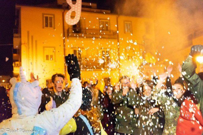 Carnevale sui Nebrodi, a San Fratello grande partecipazione